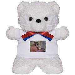 A Quick Bite (ABQ) Teddy Bear