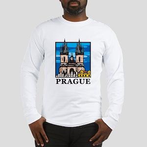 Prague Long Sleeve T-Shirt
