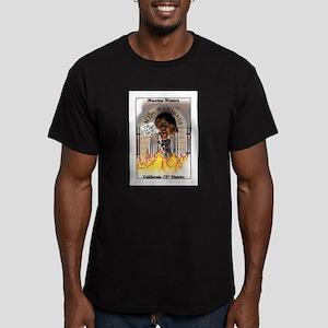 """Strait to Hell 2"" Men's Fitted T-Shirt (dark)"