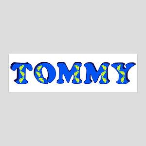 Tommy 21x7 Wall Peel
