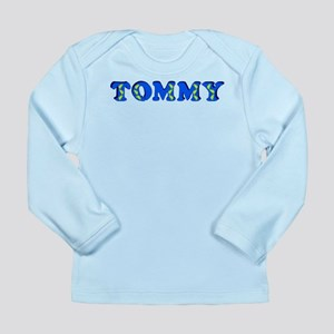 Tommy Long Sleeve Infant T-Shirt
