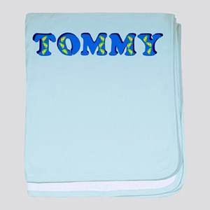 Tommy baby blanket
