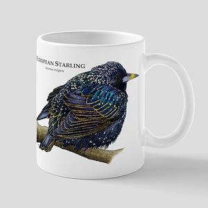 European Starling Mug