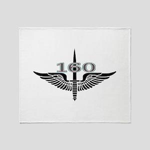 Task Force 160 (1) Throw Blanket