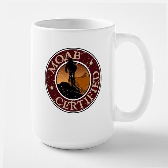Moab Certified - Mountain Biker