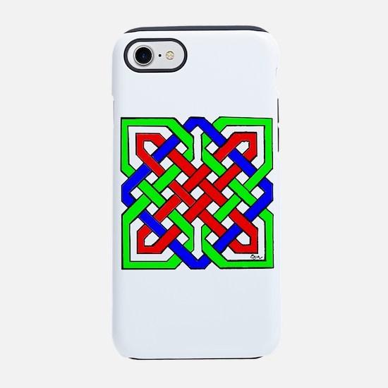 Celtic Knot iPhone 7 Tough Case