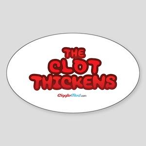 Clot Thickens 04 Sticker