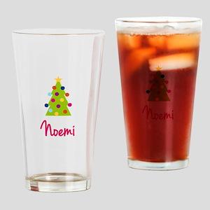 Christmas Tree Noemi Drinking Glass