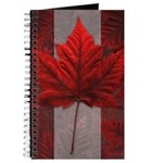 Canada Notebook Canada Journal Sketchpad