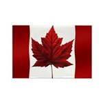 Canada Flag Fridge Magnet 10 pack Souvenirs