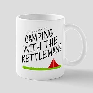 'Camping with the Kettlemans' 11 oz Ceramic Mug