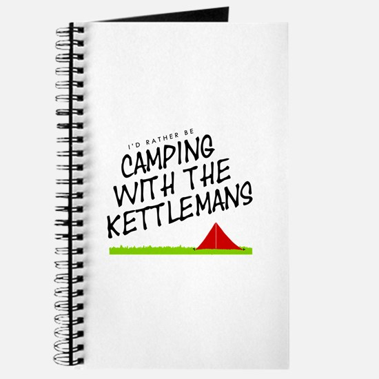 'Camping with the Kettlemans' Journal