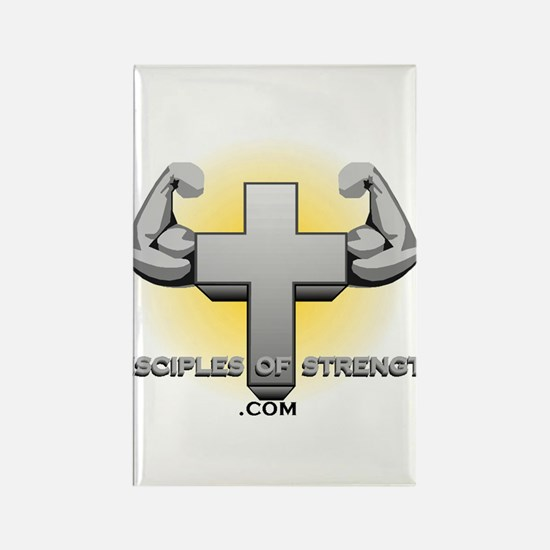 Funny Jesus and disciples Rectangle Magnet