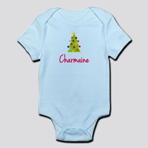 Christmas Tree Charmaine Infant Bodysuit
