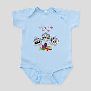 3 kings Infant Bodysuit