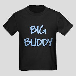Big Buddy - Li'l Buddy: Kids Dark T-Shirt