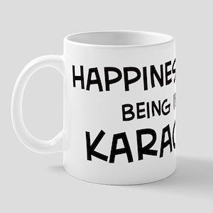 Happiness is Karachi Mug
