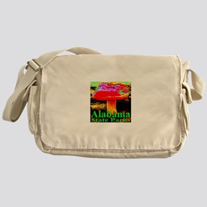 Alabama State Parks Messenger Bag