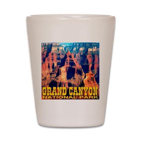 Grand Canyon National Park Shot Glass