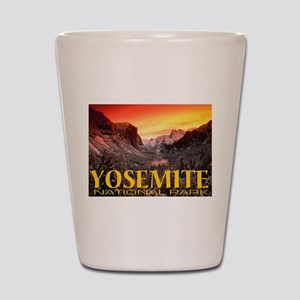 Yosemite National Park Shot Glass