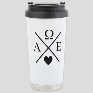Alpha Omega Epsilon Mugs