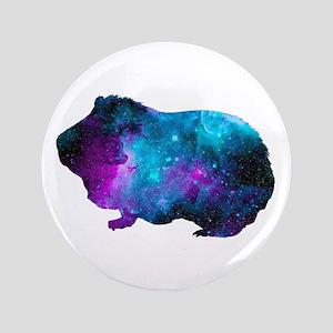 Galactic Guinea Pig Button