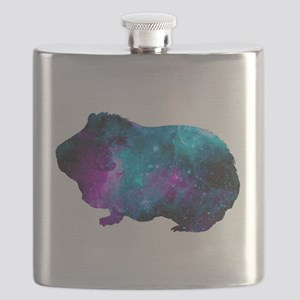 Galactic Guinea Pig Flask