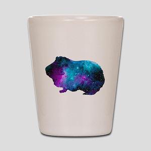 Galactic Guinea Pig Shot Glass