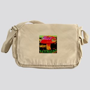 Naturalist Giant Crimson Tide Messenger Bag