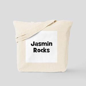 Jasmin Rocks Tote Bag