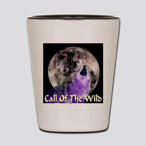 Call Of The Wild Shot Glass