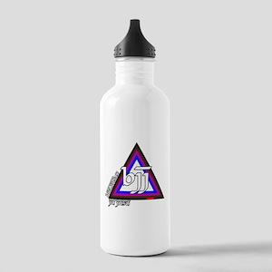 BJJ - Brazilian Jiu Jitsu - C Stainless Water Bott