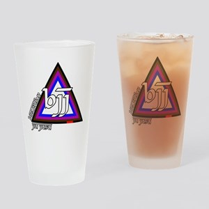 BJJ - Brazilian Jiu Jitsu - C Drinking Glass