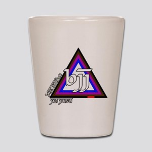 BJJ - Brazilian Jiu Jitsu - C Shot Glass
