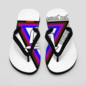 BJJ - Brazilian Jiu Jitsu - C Flip Flops