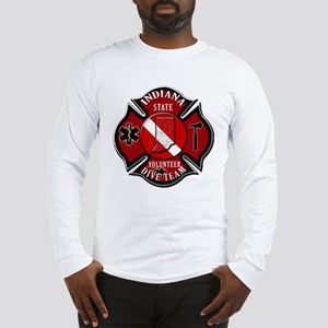 Indiana Rescue Diver Long Sleeve T-Shirt