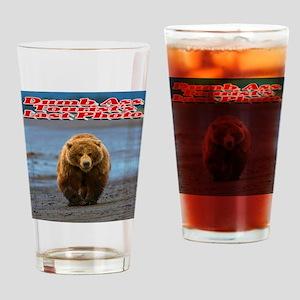 Dumb Ass Tourist's Last Photo Drinking Glass