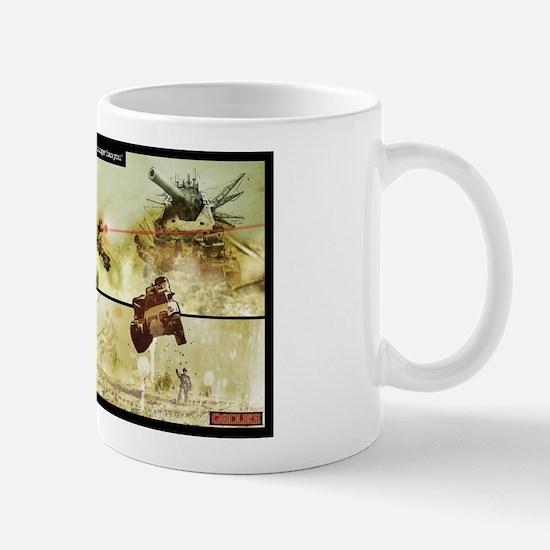 Godlike: Desert War Mug