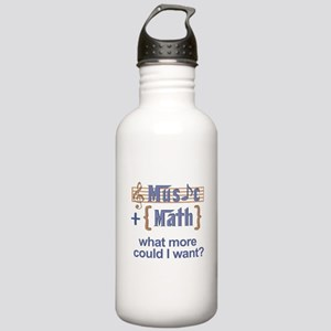 Music plus math Stainless Water Bottle 1.0L