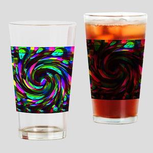 Mona Lisa Cyclone Drinking Glass