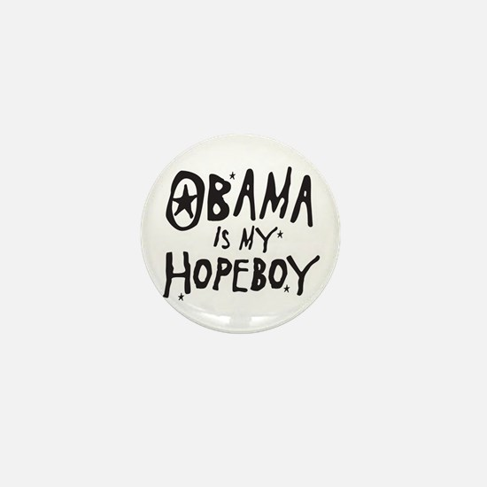 Obama is my Hopeboy Mini Button