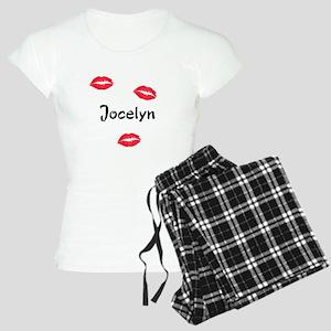 Jocelyn kisses Women's Light Pajamas