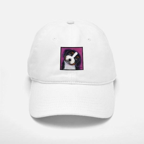 Bernise Mountain Dog Baseball Baseball Cap
