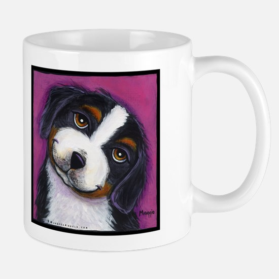 Bernise Mountain Dog Mug