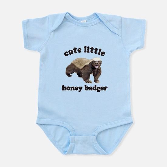 Cute Lil Honey Badger Infant Bodysuit