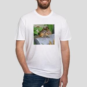 Garden Bandit Fitted T-Shirt