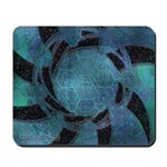 Black Hole Design Mousepad