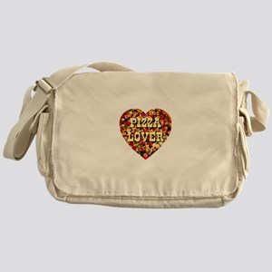 Pizza Lover Messenger Bag