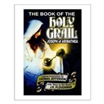 Book of the Holy Grail Small Poster