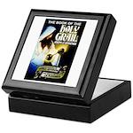 Book of the Holy Grail Keepsake Box
